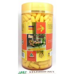 Sữa Ong Chúa Roya Jelly Costar 1610mg hộp 365 viên xách từ Úc