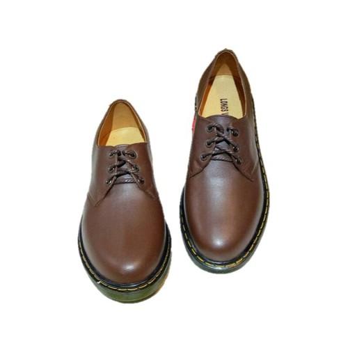 Giày đế cao cổ thấp da bò thật nam nâu giày tăng chiều cao da bò - 4226268 , 10395955 , 15_10395955 , 670000 , Giay-de-cao-co-thap-da-bo-that-nam-naugiay-tang-chieu-cao-da-bo-15_10395955 , sendo.vn , Giày đế cao cổ thấp da bò thật nam nâu giày tăng chiều cao da bò