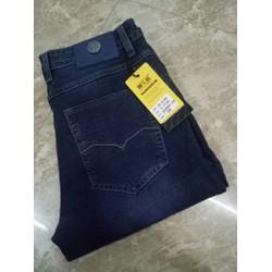 Quần jeans Nam trung ống vừa