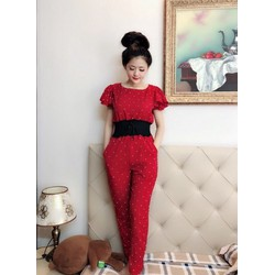 Jump nữ chấm bi dễ thương-Shop LucyLucy459