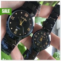 [HÀNG MỚI VỀ] Đồng hồ đôi đồng hồ nam nữ đồng hồ