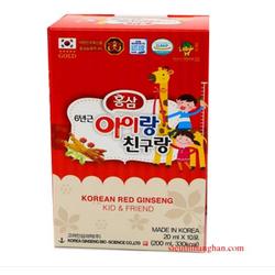 Nước Hồng Sâm trẻ em Baby Bio Gold Kids Hàn Quốc