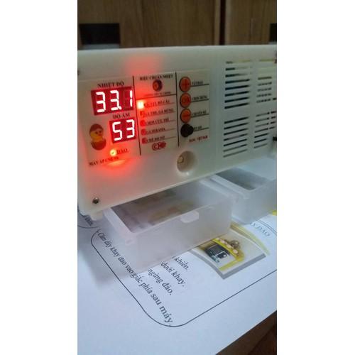 Bộ điều khiển máy ấp trứng gà