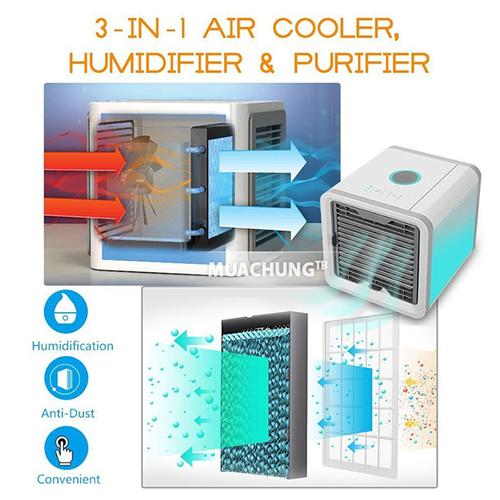Điều hòa không khí mini - điều hòa hơi nước mini
