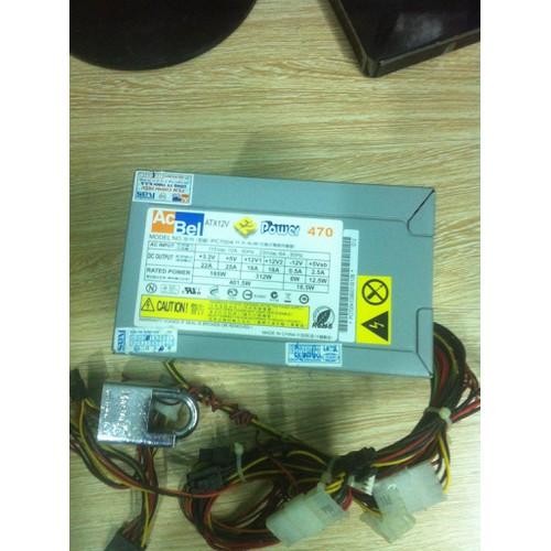 Nguồn Acbel 380-470 fan 8cm