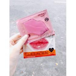 10 Miếng mặt nạ môi Collagen Bioaqua _ Hàng nội địa Trung