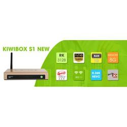 Android TV box KIWIBOX S1 New 2018