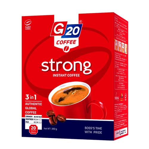 Cà phê hòa tan Strong G20 Việt Nam - 4243878 , 10418184 , 15_10418184 , 80000 , Ca-phe-hoa-tan-Strong-G20-Viet-Nam-15_10418184 , sendo.vn , Cà phê hòa tan Strong G20 Việt Nam
