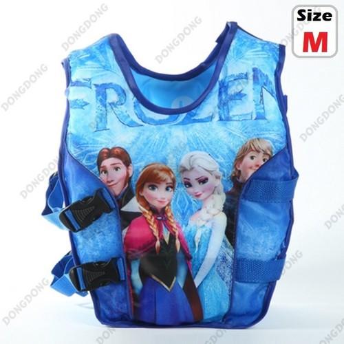 Phao bơi trẻ em, áo phao bơi cho Bé từ 2 - 6 tuổi - size M Frozen