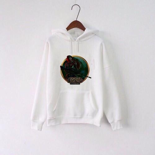 áo liên minh, áo chui đầu liên minh, hoodie liên minh