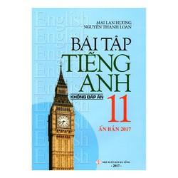 Bài Tập Tiếng Anh 11 - Không Đáp Án