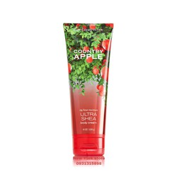 Dưỡng thể Bath and Body Works 226g USA Country Apple