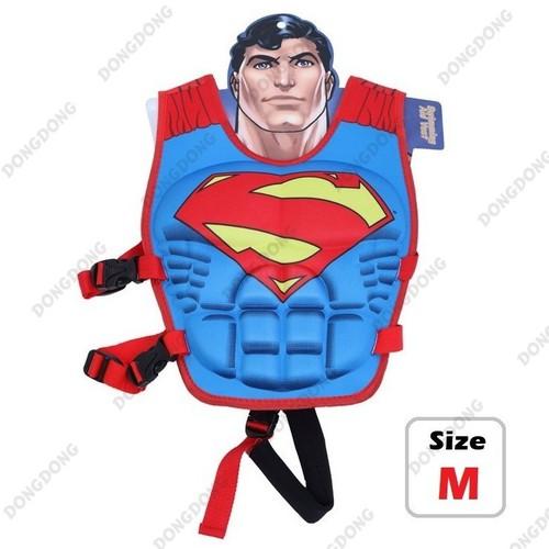 Phao bơi trẻ em, áo phao bơi cho Bé từ 2 - 6 tuổi - size M Superman - 4243450 , 10417613 , 15_10417613 , 399000 , Phao-boi-tre-em-ao-phao-boi-cho-Be-tu-2-6-tuoi-size-M-Superman-15_10417613 , sendo.vn , Phao bơi trẻ em, áo phao bơi cho Bé từ 2 - 6 tuổi - size M Superman