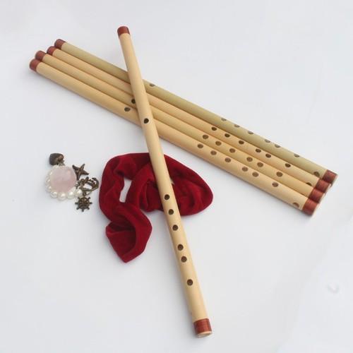 Sáo trúc chuẩn âm - tặng kèm dây treo