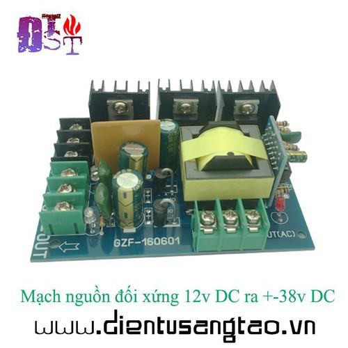 Mạch nguồn đối xứng 12v DC ra +-38v DC - 10649408 , 10418271 , 15_10418271 , 260000 , Mach-nguon-doi-xung-12v-DC-ra-38v-DC-15_10418271 , sendo.vn , Mạch nguồn đối xứng 12v DC ra +-38v DC