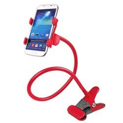 Gía đỡ đế Kẹp điện thoại đuôi khỉ đa năng bán với giá gốc đỏ PF126