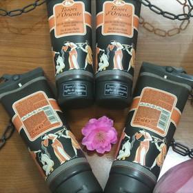 [FREE SHIP] Sữa Tắm dây Xích Tesori D Oriente Italy Hương Hoa Sen - Tesori.1