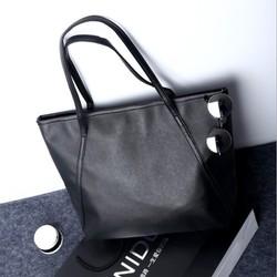 Túi xách thời trang Simple Carry size lớn vừa A4 tiện lợi KDR-TX105