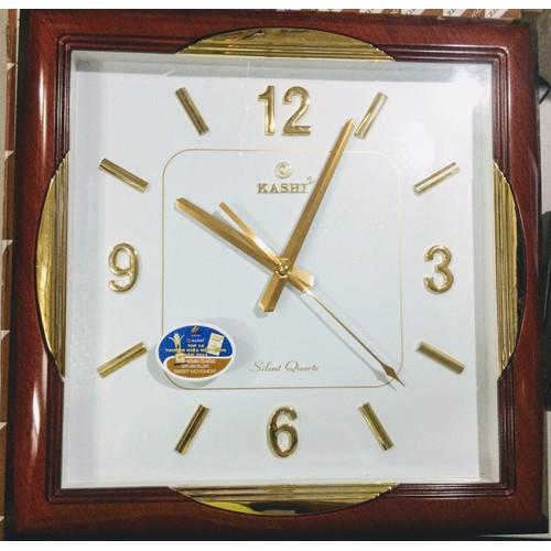 Đồng hồ treo tường Kashi K77 40x40 - 4244694 , 10419599 , 15_10419599 , 330000 , Dong-ho-treo-tuong-Kashi-K77-40x40-15_10419599 , sendo.vn , Đồng hồ treo tường Kashi K77 40x40