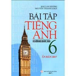 Bài Tập Tiếng Anh Lớp 6 - Không Đáp Án