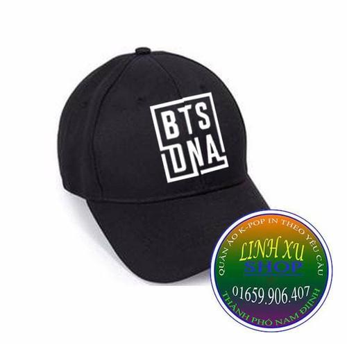 Mũ BTS DNA