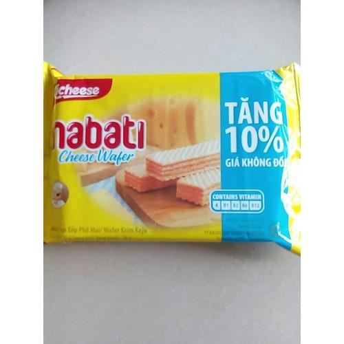 10 Bánh xốp Nabati