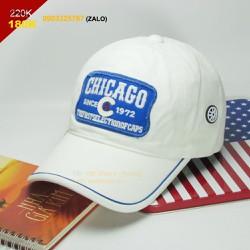 Nón Chicago phong cách Mỹ phối màu đẹp cá tính