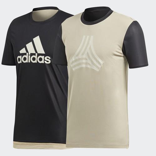 Aó phông cộc tay thể thao Adidas Reversible  Mặc được cả hai mặt