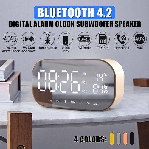 Loa bluetooth nghe đài FM kiêm đồng hồ báo thức Yayusi S2 - 5947516 , 10030956 , 15_10030956 , 420000 , Loa-bluetooth-nghe-dai-FM-kiem-dong-ho-bao-thuc-Yayusi-S2-15_10030956 , sendo.vn , Loa bluetooth nghe đài FM kiêm đồng hồ báo thức Yayusi S2