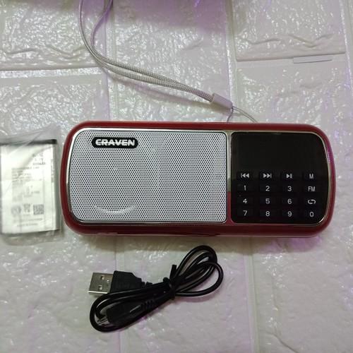 Loa nghe nhạc USB ,thẻ nhớ ,nghe radio FM Craven CR-39 - 5943011 , 10023939 , 15_10023939 , 189000 , Loa-nghe-nhac-USB-the-nho-nghe-radio-FM-Craven-CR-39-15_10023939 , sendo.vn , Loa nghe nhạc USB ,thẻ nhớ ,nghe radio FM Craven CR-39
