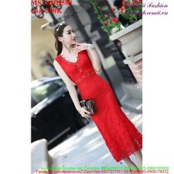 Đầm dự tiệc phong ôm sang trọng đính hạt thời trang DDH588