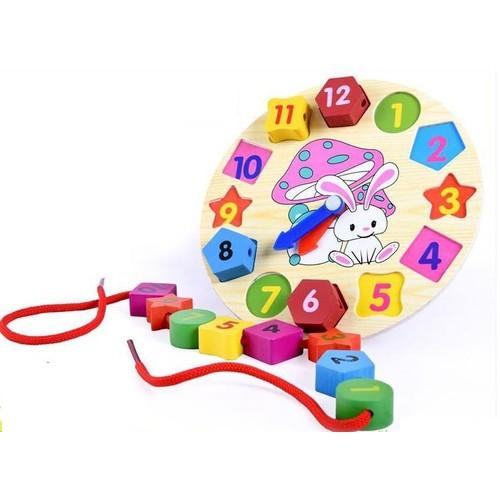 Đồ chơi đồng hồ hình khối học kèm xâu chuỗi số cho bé - 4235140 , 10406514 , 15_10406514 , 89000 , Do-choi-dong-ho-hinh-khoi-hoc-kem-xau-chuoi-so-cho-be-15_10406514 , sendo.vn , Đồ chơi đồng hồ hình khối học kèm xâu chuỗi số cho bé
