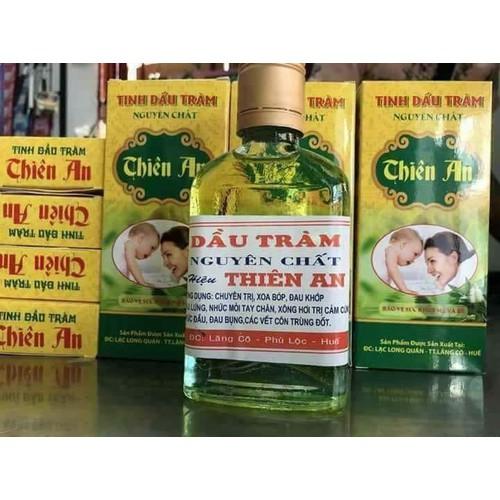Dầu tràm Thiên An Huế - 5029889 , 10036329 , 15_10036329 , 99000 , Dau-tram-Thien-An-Hue-15_10036329 , sendo.vn , Dầu tràm Thiên An Huế