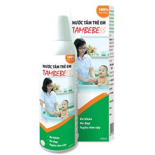 Nước tắm trẻ em - NUOC TAM TRE EM TAMBEBESS thumbnail