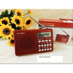 Máy nghe nhạc USB ,thẻ nhớ ,Radio FM Bannixing D-68E
