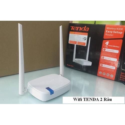 Bộ phát wifi 2 Râu siêu mạnh 300Mbps