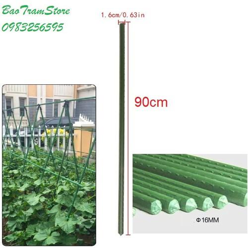 Ống thép bọc nhựa dùng làm cây đỡ hoa hồng, làm giàn cỡ 16mm dài 90cm - 5951686 , 10036692 , 15_10036692 , 17000 , Ong-thep-boc-nhua-dung-lam-cay-do-hoa-hong-lam-gian-co-16mm-dai-90cm-15_10036692 , sendo.vn , Ống thép bọc nhựa dùng làm cây đỡ hoa hồng, làm giàn cỡ 16mm dài 90cm
