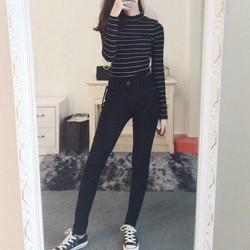 quần kaki jean dày