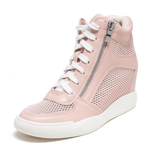 Giày thể thao nữ đế cao Sneakers - 5029607 , 10026754 , 15_10026754 , 319000 , Giay-the-thao-nu-de-cao-Sneakers-15_10026754 , sendo.vn , Giày thể thao nữ đế cao Sneakers