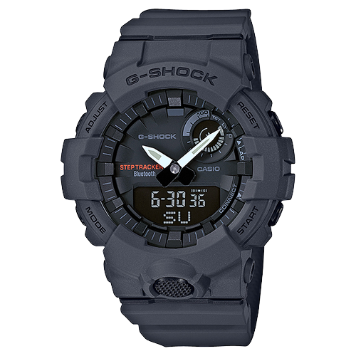 G-SHOCK GBA-800-8A GSQUAD STEP TRACKER