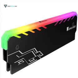 Tản nhiệt ram Led RGB Jonsbo Màu đen chất lượng cao giá rẻ