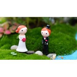 Phụ kiện cô dâu - chú rể cỡ nhỏ
