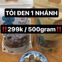 500gram tỏi đen 1 nhánh Công nghệ Nhật Bản
