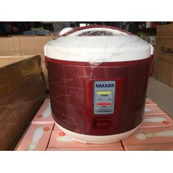 Nồi cơm điện NAKASHI 1.8l giá rẻ