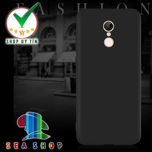 Ốp lưng Xiaomi Redmi 5 silicon đen