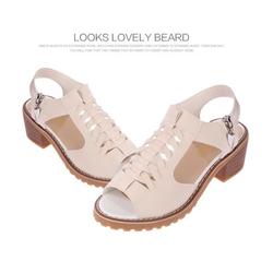 sandal nữ cá tính