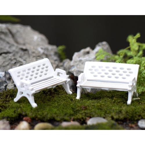 Phụ kiện ghế trắng * 2 chi tiết