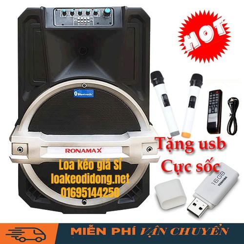 Loa vali kéo Bluetooth Ronamax T12 3 tấc   giá rẻ - 10620803 , 10038354 , 15_10038354 , 1749000 , Loa-vali-keo-Bluetooth-Ronamax-T12-3-tac-gia-re-15_10038354 , sendo.vn , Loa vali kéo Bluetooth Ronamax T12 3 tấc   giá rẻ