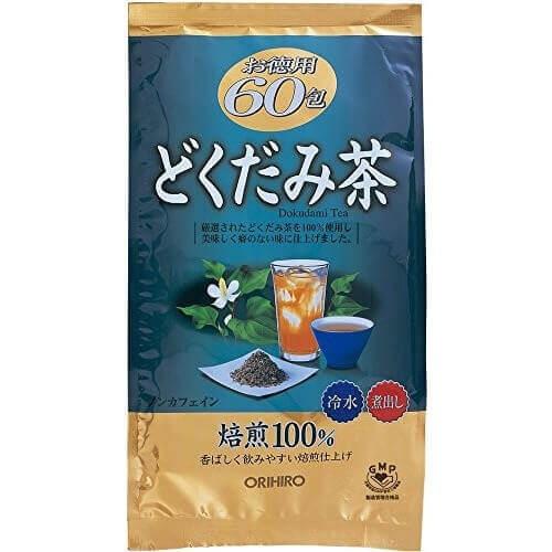 Trà diếp cá Orihiro  1bịch 60 gói 2