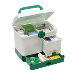 Hộp đựng thuốc y tế 4 món 3 tầng dành cho gia đình